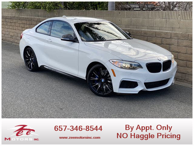 Used 2016 BMW 2 Series M235i Coupe RWD for Sale (with ...