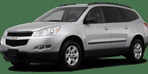 2012 Chevrolet Traverse LS AWD