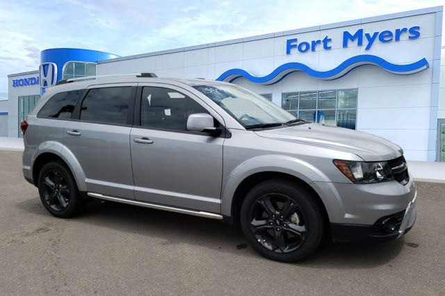 2019 Dodge Journey Crossroad FWD