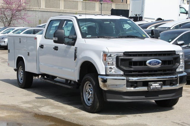 2020 Ford F-350 Super Duty Chassis XL Crew Cab 4WD