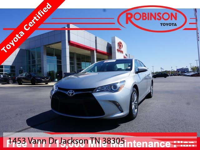 Used Toyota Camry for Sale in Muscle Shoals, AL - CarGurus