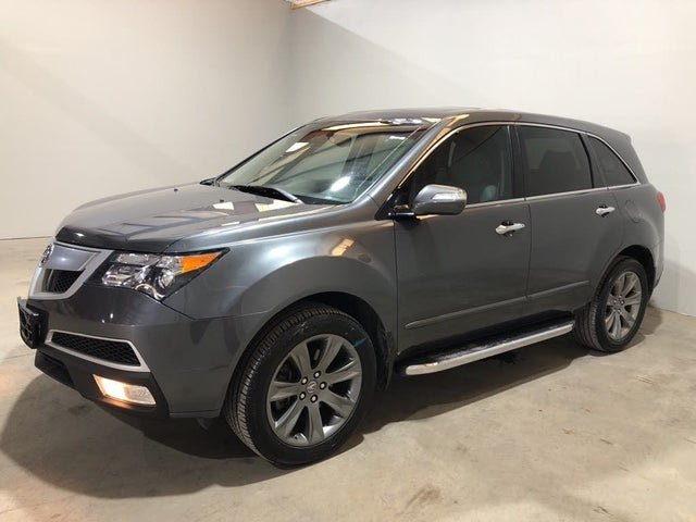 2010 Acura MDX SH-AWD with Advance Package