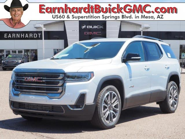 2020 Gmc Acadia At4 Awd For Sale In Phoenix Az Cargurus