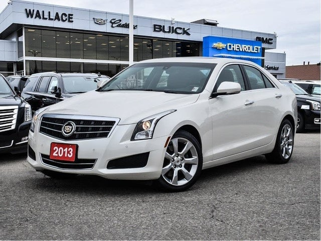 2013 Cadillac ATS 3.6L Luxury AWD