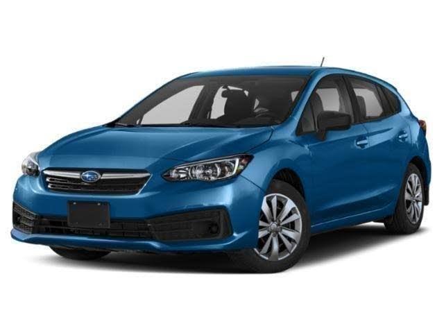 2020 Subaru Impreza 2.0i Touring Hatchback AWD with EyeSight Package
