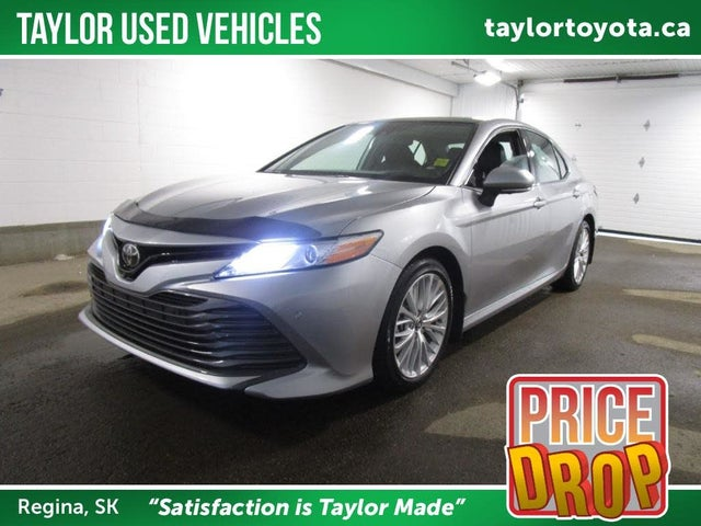 2019 Toyota Camry XLE V6 FWD