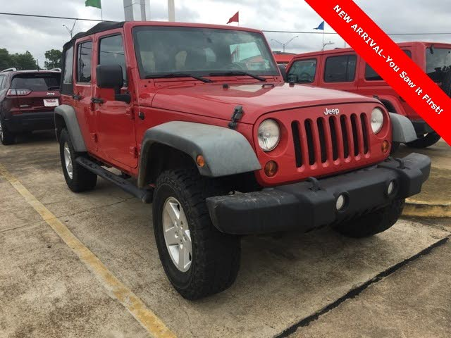 Used Jeep Wrangler Unlimited for Sale in Lake Charles, LA ...