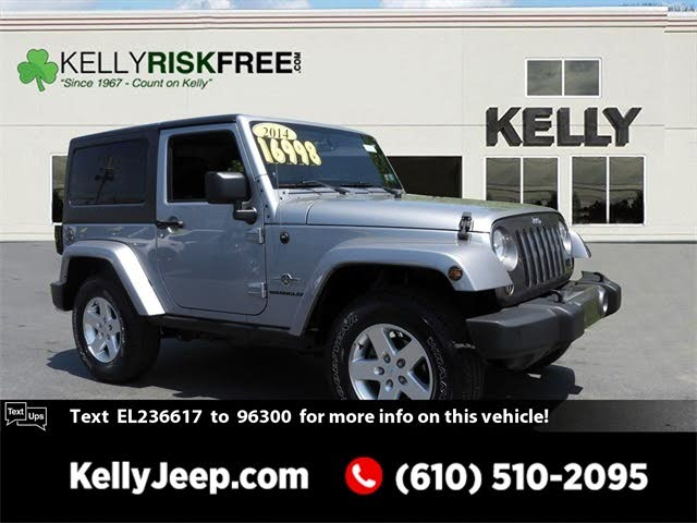 2014 Jeep Wrangler Freedom Edition