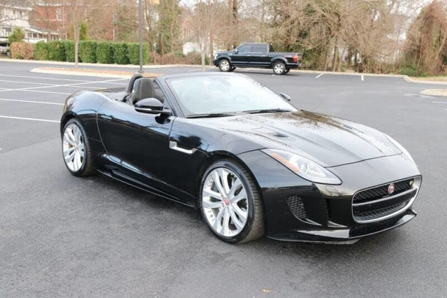 Used Jaguar F-TYPE S Convertible AWD for Sale (with Photos ...