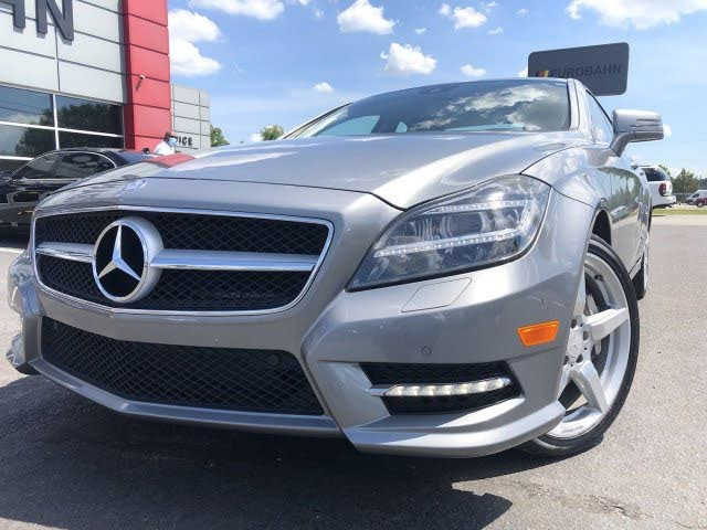 Used Mercedes-Benz CLS-Class for Sale in Greensboro, NC ...