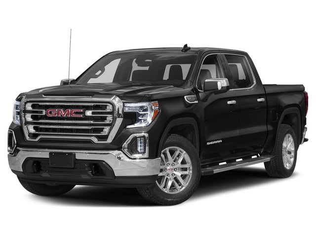 2020 GMC Sierra 1500 AT4 Crew Cab 4WD