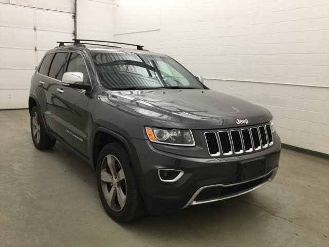 Used Jeep Grand Cherokee With Diesel Engine For Sale Cargurus