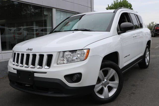 2012 Jeep Compass Latitude 4WD