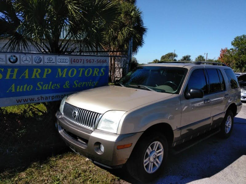 Used Mercury Mountaineer Luxury Rwd For Sale  With Photos
