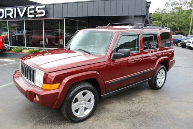 Used Jeep Commander For Sale In Knoxville Tn Cargurus