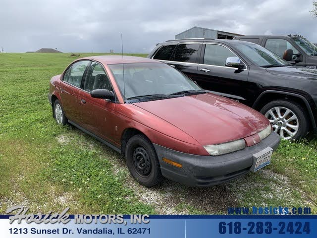 1997 Saturn S-Series 4 Dr SL1 Sedan