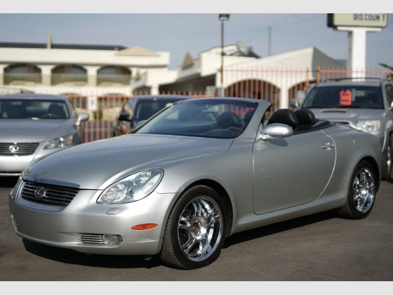 used 2003 lexus sc 430 for sale  with photos