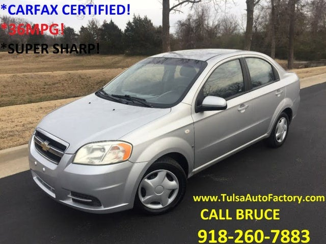 2007 Chevrolet Aveo LS Sedan FWD