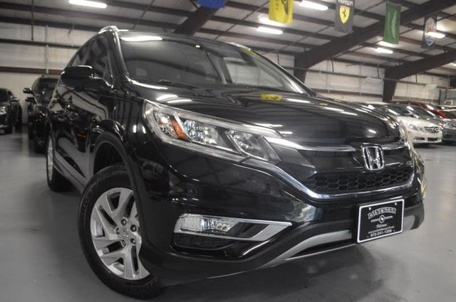 2015 Honda CR-V EX-L FWD with Navigation