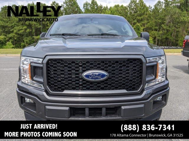 2019 Ford F-150 XL SuperCrew 4WD