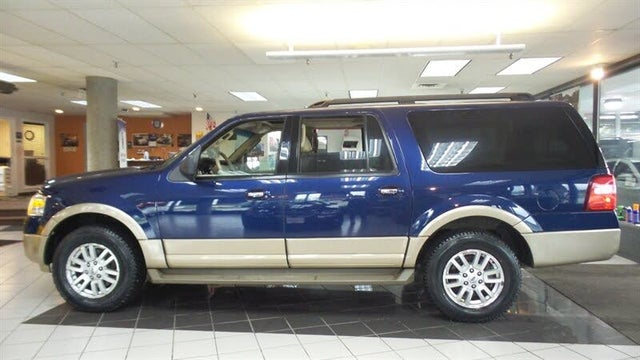 2012 Ford Expedition EL XLT 4WD