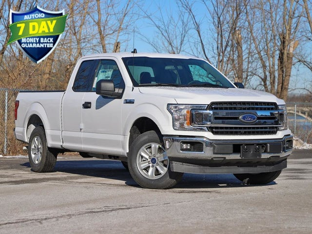 2020 Ford F-150 XLT SuperCab RWD