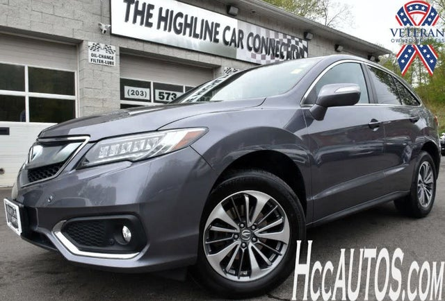 2017 Acura RDX AWD with Advance Package