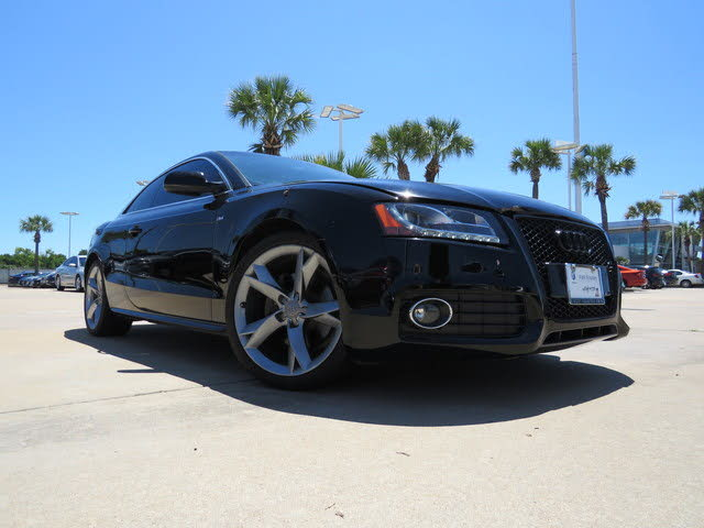 2011 Audi A5 2.0T quattro Prestige Coupe AWD