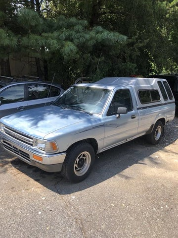 1991 Toyota Pickup 2 Dr Deluxe Standard Cab LB