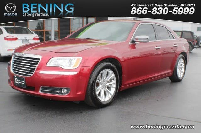 2014 Chrysler 300 Uptown Edition RWD