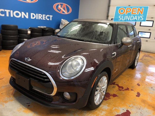 2017 MINI Cooper Clubman ALL4 AWD