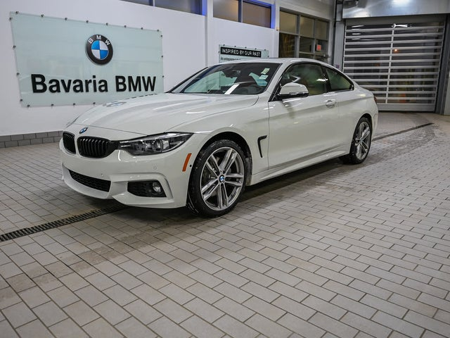 2020 BMW 4 Series 440i xDrive Coupe AWD
