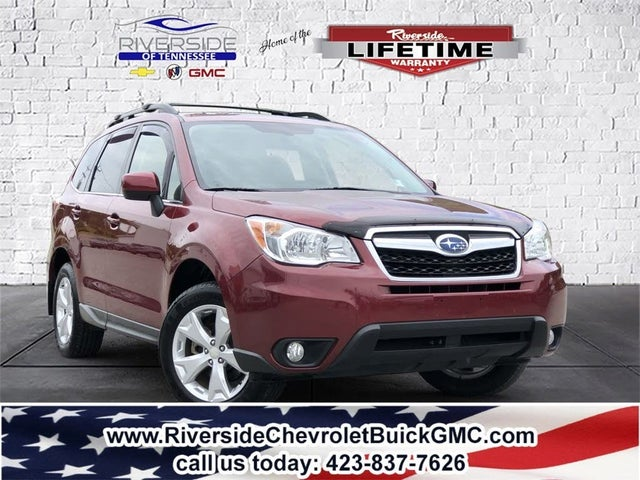 Used Subaru Forester For Sale In Huntsville Al Cargurus