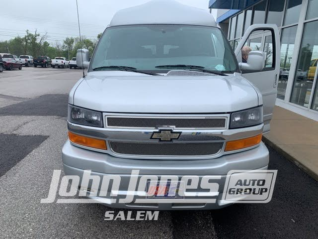 2014 Chevrolet Express Cargo 2500 Extended RWD with Upfitter