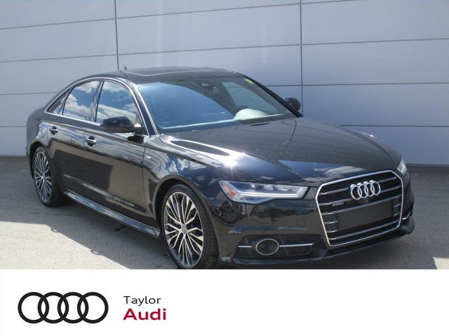 2018 Audi A6 3.0T quattro Technik Sedan AWD