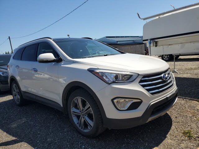 2016 Hyundai Santa Fe XL Luxury AWD