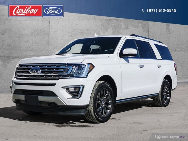 2019 Ford Expedition MAX Limited 4WD