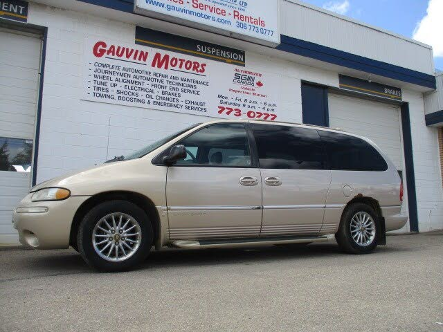 2000 Chrysler Town & Country Limited LWB AWD