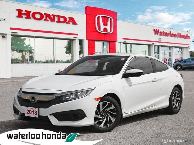 2018 Honda Civic Coupe LX with Honda Sensing