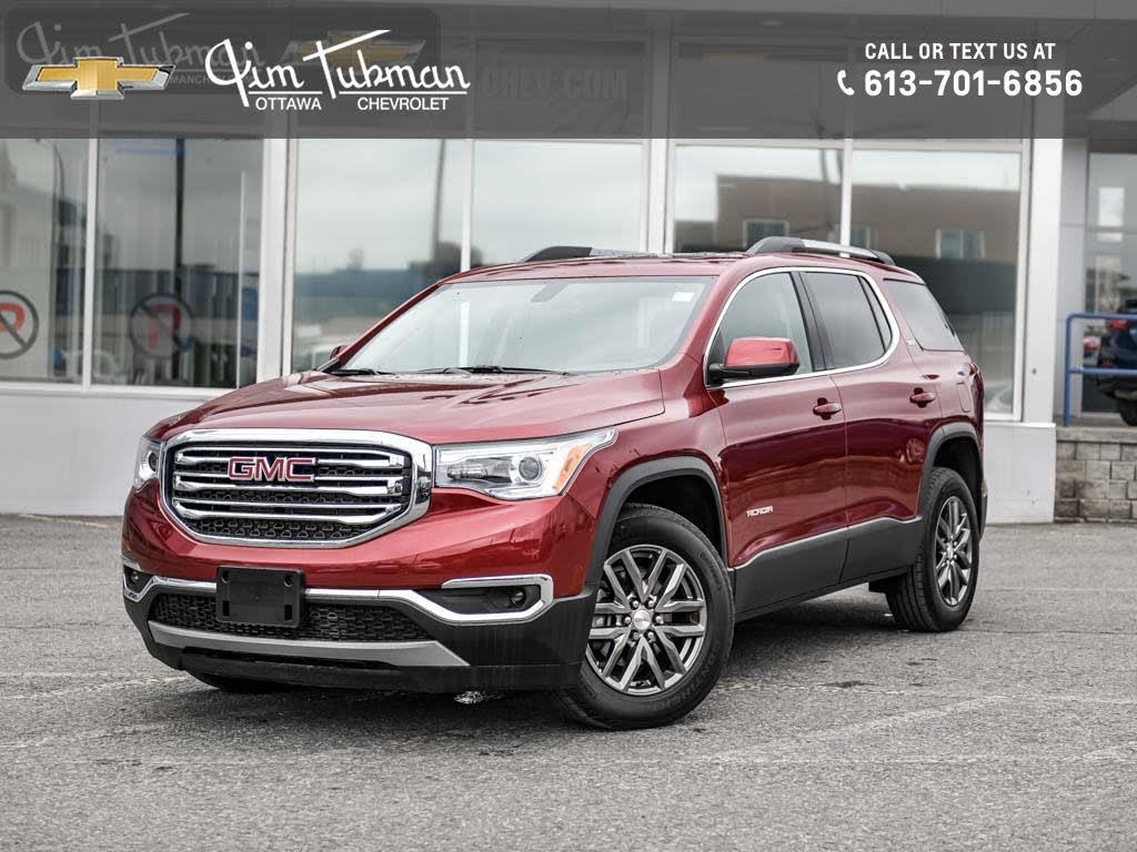 Used Gmc Acadia For Sale In Ottawa On Cargurus