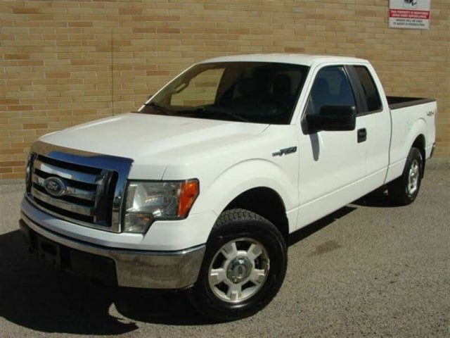 2011 Ford F-150 XL SuperCab 4WD