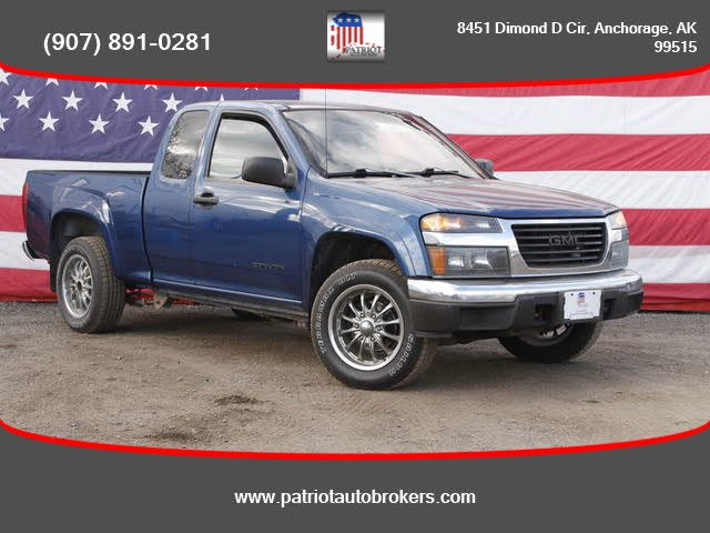 Used Gmc Canyon For Sale In Anchorage Ak Cargurus