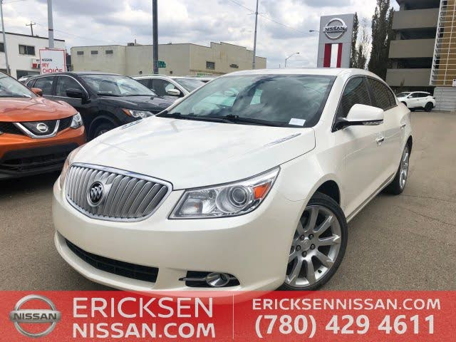 2010 Buick LaCrosse CXS FWD