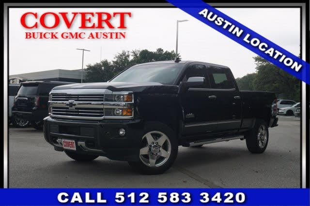 2015 Chevrolet Silverado 2500HD High Country Crew Cab RWD
