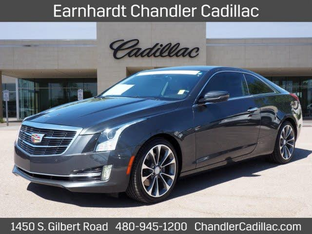 2016 Cadillac ATS Coupe 2.0T Luxury RWD
