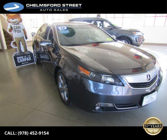 Used 2013 Acura TL SH-AWD For Sale (with Photos)