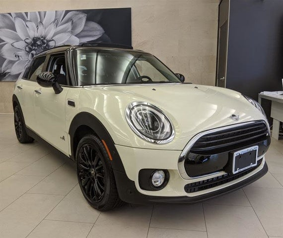 2019 MINI Cooper Clubman ALL4 AWD