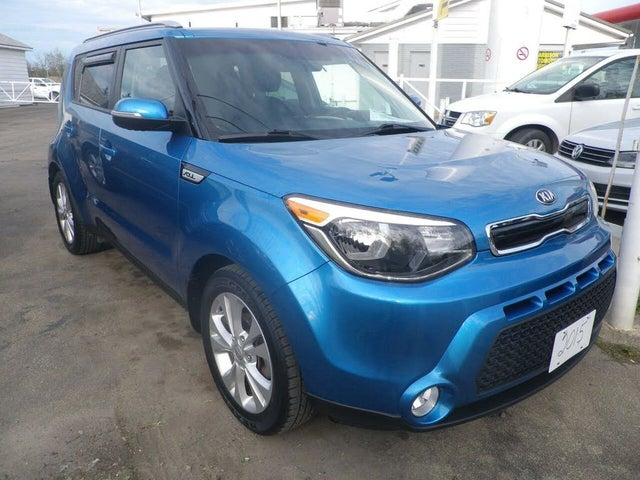 2015 Kia Soul EX Plus ECO