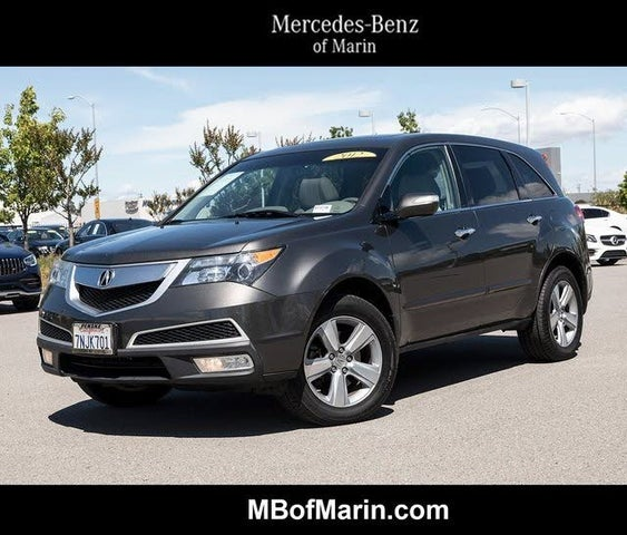2013 Acura MDX For Sale In Sacramento, CA