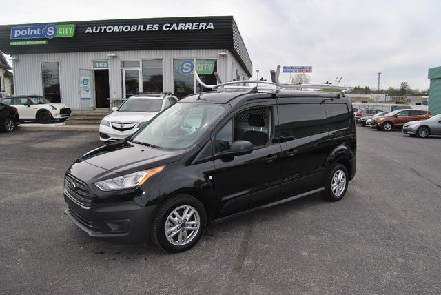 2019 Ford Transit Connect Cargo XLT FWD with Rear Cargo Doors